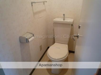 コーポアイリス[3DK/60.43m2]のトイレ