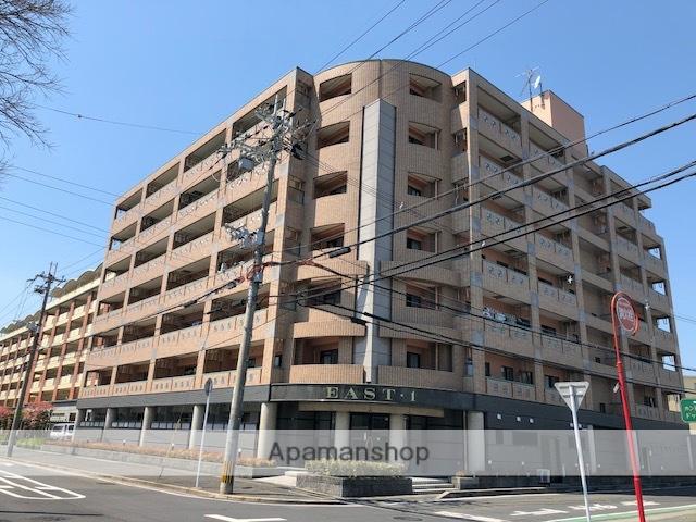 滋賀県大津市、瀬田駅徒歩20分の築19年 7階建の賃貸マンション