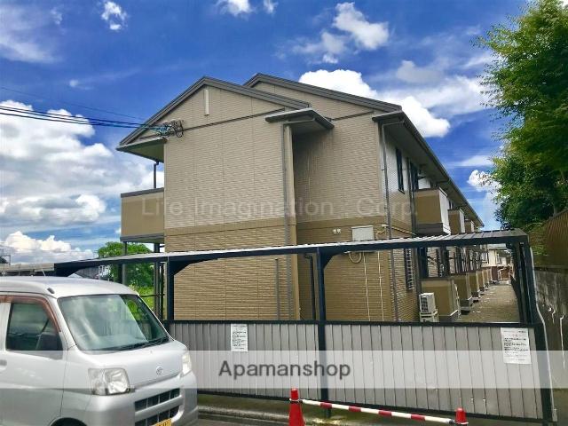 滋賀県大津市、比叡山坂本駅徒歩7分の築13年 2階建の賃貸マンション