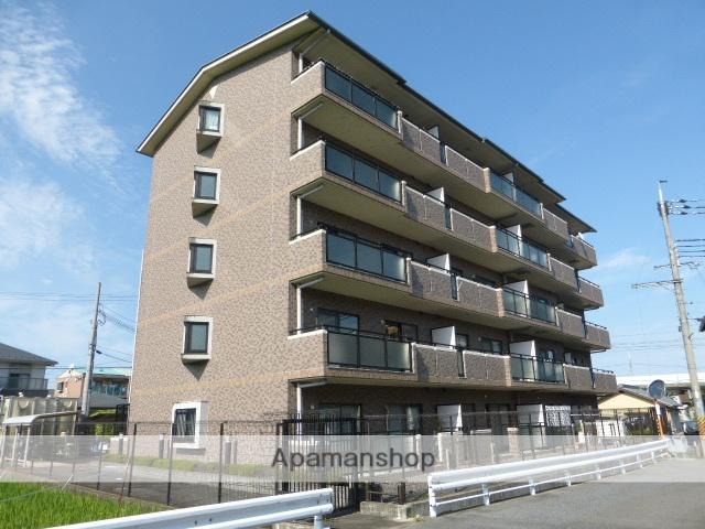滋賀県大津市、大津京駅徒歩16分の築17年 5階建の賃貸マンション