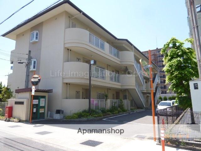 滋賀県守山市、守山駅徒歩6分の築23年 3階建の賃貸マンション
