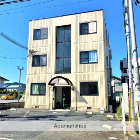 滋賀県大津市、石山駅京阪バス15分平津下車後徒歩1分の築24年 3階建の賃貸アパート