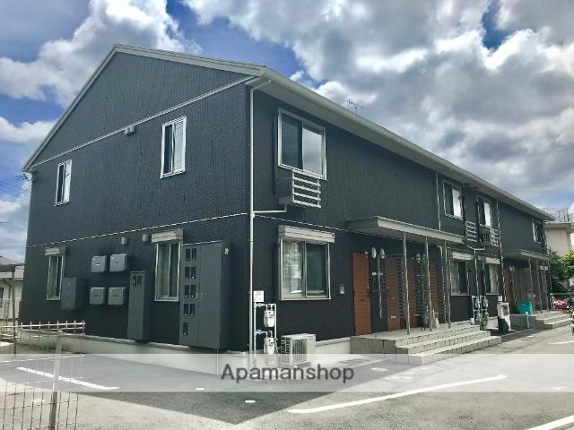 滋賀県大津市、比叡山坂本駅徒歩15分の築1年 2階建の賃貸アパート