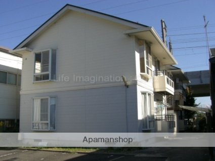 滋賀県大津市、小野駅徒歩27分の築26年 2階建の賃貸アパート