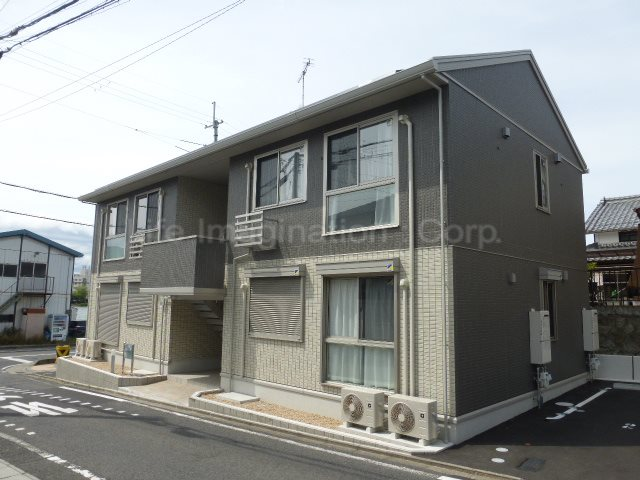 滋賀県大津市、瀬田駅徒歩28分の新築 2階建の賃貸アパート