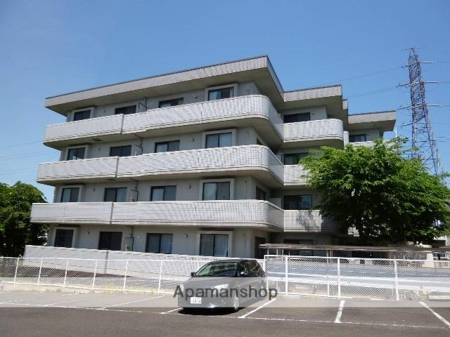滋賀県草津市、草津駅徒歩73分の築23年 4階建の賃貸マンション