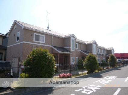 滋賀県守山市、野洲駅徒歩37分の築11年 2階建の賃貸アパート