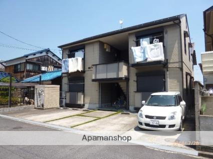 滋賀県守山市、守山駅徒歩27分の築16年 2階建の賃貸アパート