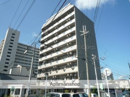 滋賀県守山市、野洲駅徒歩53分の築18年 10階建の賃貸マンション