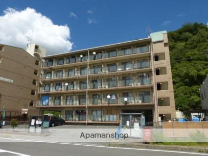 滋賀県湖南市、三雲駅徒歩53分の築19年 5階建の賃貸マンション