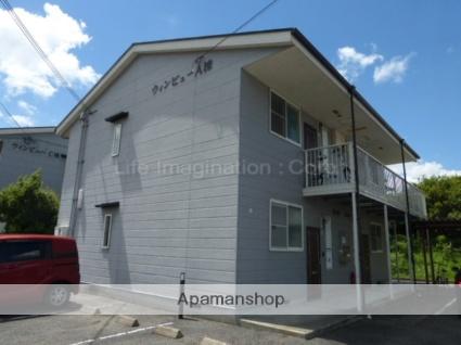 滋賀県湖南市、三雲駅徒歩15分の築18年 2階建の賃貸アパート
