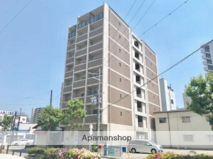 滋賀県守山市、野洲駅徒歩56分の築16年 8階建の賃貸マンション
