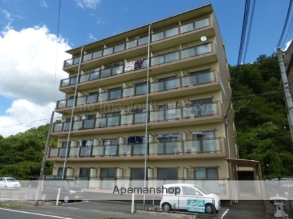 滋賀県湖南市、三雲駅徒歩52分の築16年 6階建の賃貸マンション