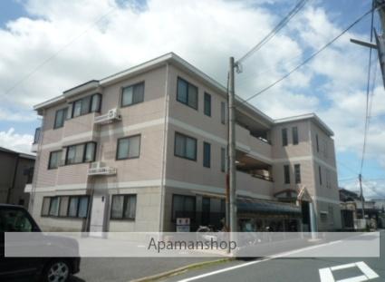 滋賀県守山市、守山駅徒歩7分の築23年 3階建の賃貸マンション