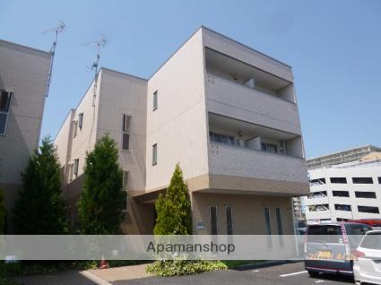 滋賀県守山市、野洲駅徒歩55分の築11年 3階建の賃貸アパート