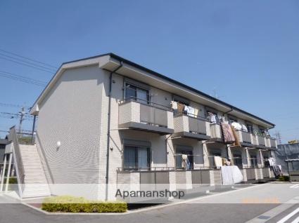 滋賀県守山市、野洲駅徒歩70分の築6年 2階建の賃貸アパート