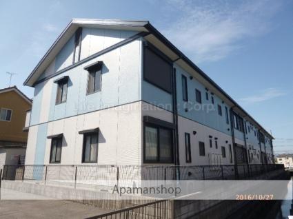 滋賀県守山市、野洲駅徒歩62分の築18年 2階建の賃貸アパート