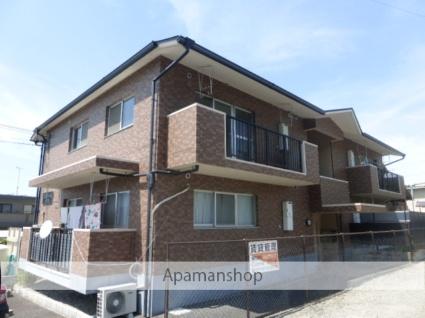 滋賀県湖南市、三雲駅徒歩15分の築13年 2階建の賃貸マンション