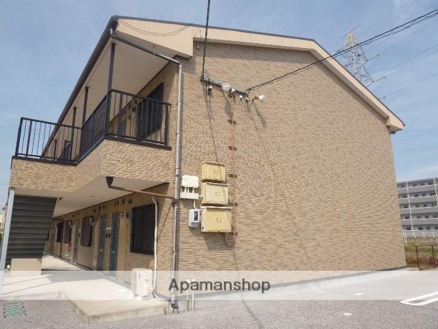 滋賀県彦根市、河瀬駅徒歩15分の築10年 2階建の賃貸アパート