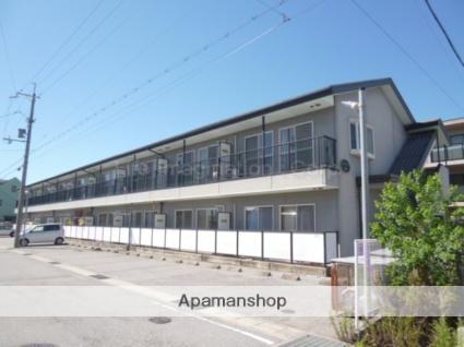 滋賀県長浜市、坂田駅徒歩79分の築19年 2階建の賃貸アパート