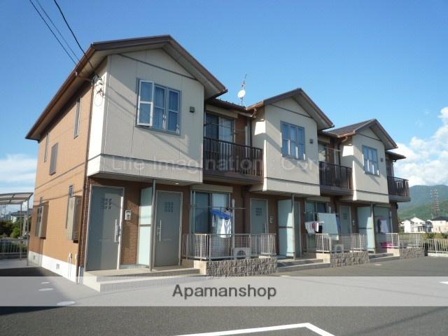 滋賀県長浜市、河毛駅徒歩25分の築9年 2階建の賃貸アパート