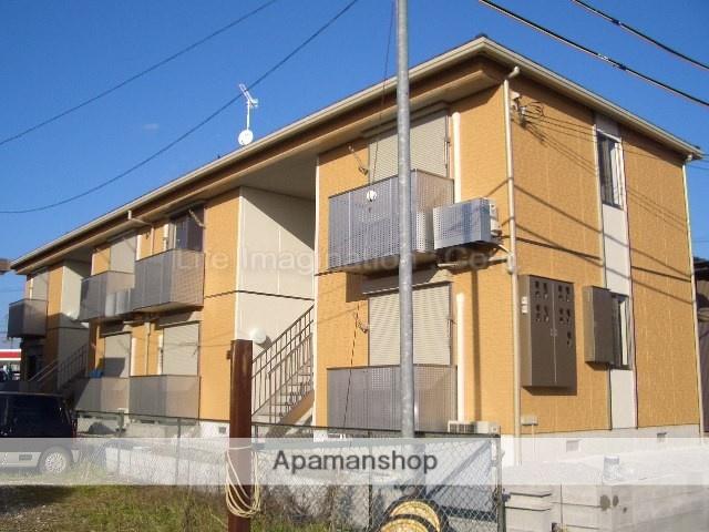 滋賀県長浜市、坂田駅徒歩59分の築9年 2階建の賃貸アパート