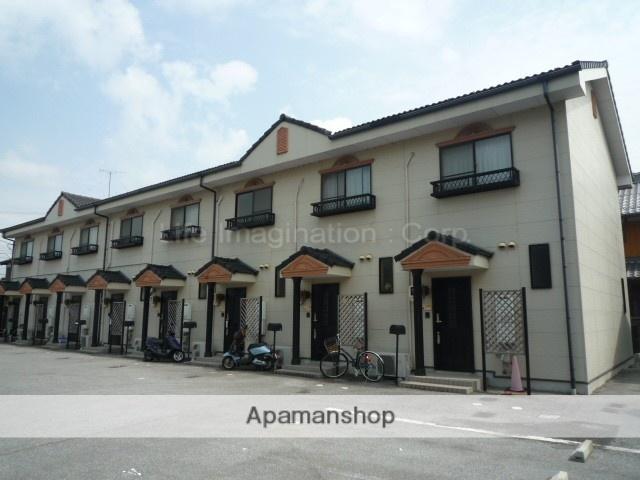 滋賀県長浜市、田村駅徒歩59分の築16年 2階建の賃貸テラスハウス