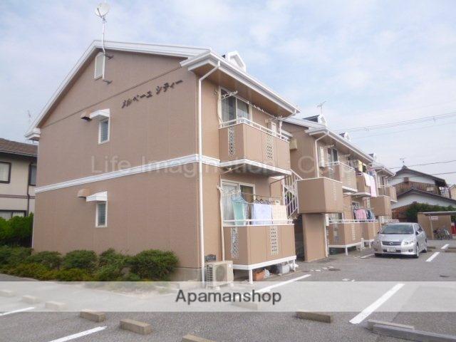 滋賀県長浜市、田村駅徒歩30分の築21年 2階建の賃貸アパート
