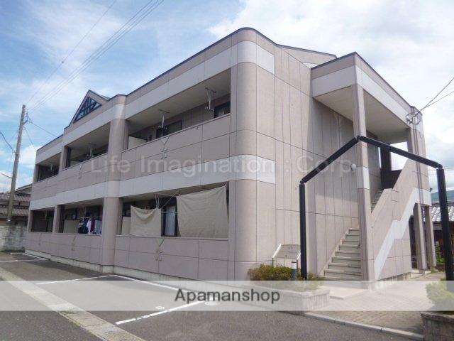 滋賀県長浜市、木ノ本駅徒歩5分の築12年 2階建の賃貸マンション