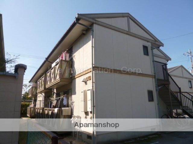 滋賀県長浜市、田村駅徒歩43分の築23年 2階建の賃貸アパート