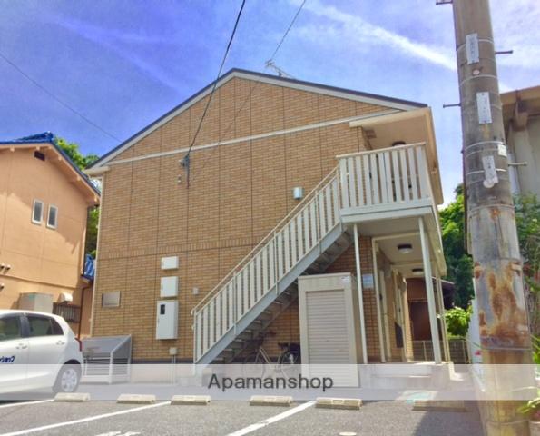滋賀県彦根市、南彦根駅徒歩13分の築7年 2階建の賃貸アパート