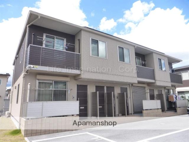 滋賀県彦根市、河瀬駅徒歩8分の築4年 2階建の賃貸アパート