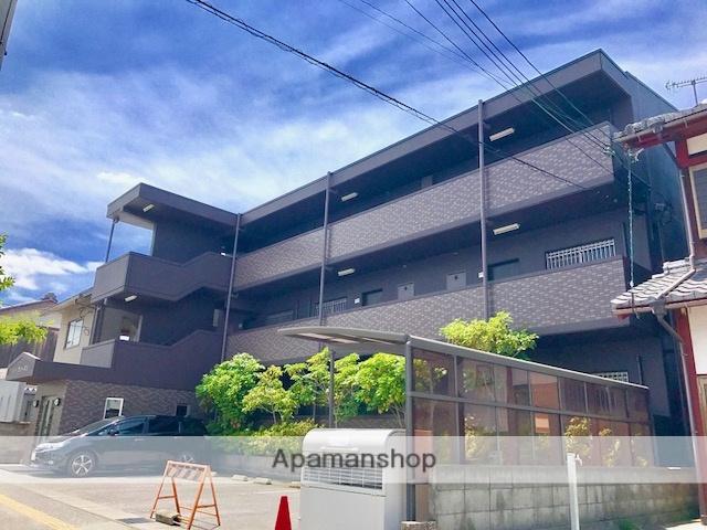 滋賀県彦根市、河瀬駅徒歩2分の築16年 3階建の賃貸マンション
