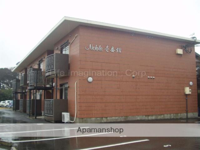 滋賀県長浜市、河毛駅徒歩52分の築16年 2階建の賃貸マンション