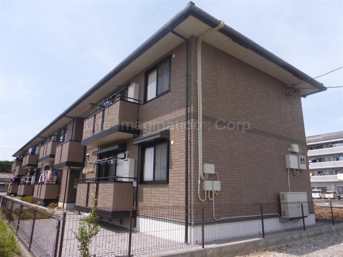 滋賀県彦根市、河瀬駅徒歩52分の築14年 2階建の賃貸アパート