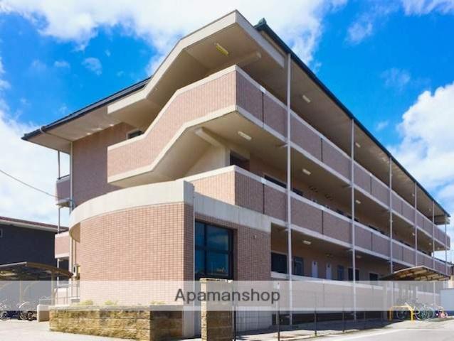 滋賀県彦根市、彦根駅徒歩34分の築12年 3階建の賃貸マンション