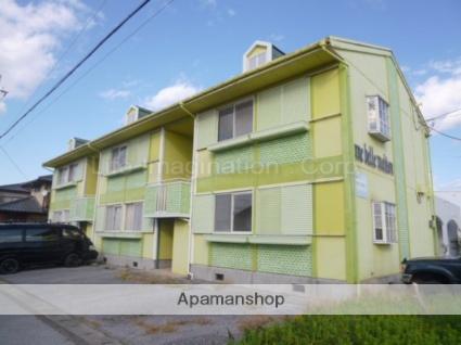 滋賀県長浜市、坂田駅徒歩85分の築27年 2階建の賃貸アパート