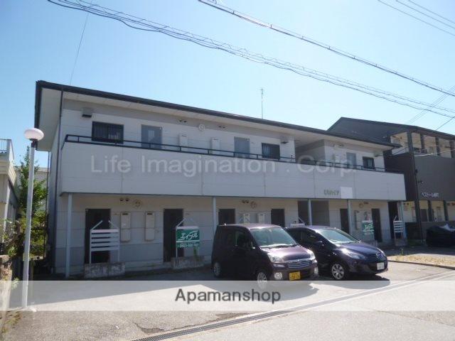 滋賀県長浜市、坂田駅徒歩98分の築22年 2階建の賃貸アパート
