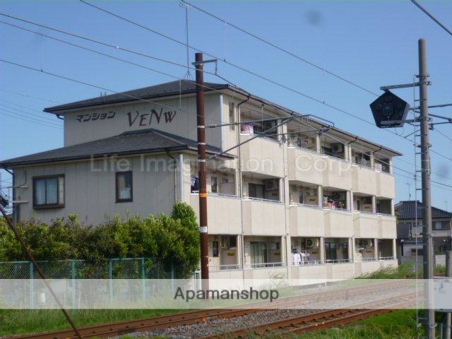 滋賀県長浜市、田村駅徒歩70分の築22年 3階建の賃貸マンション