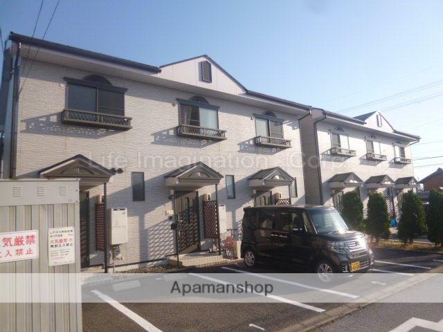 滋賀県長浜市、田村駅徒歩60分の築14年 2階建の賃貸テラスハウス