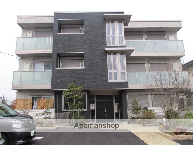 滋賀県米原市、米原駅徒歩6分の新築 3階建の賃貸マンション