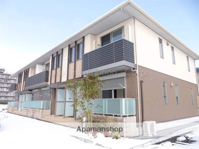 滋賀県彦根市、稲枝駅徒歩4分の新築 2階建の賃貸アパート