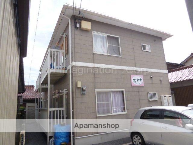滋賀県長浜市、田村駅徒歩50分の築15年 2階建の賃貸アパート