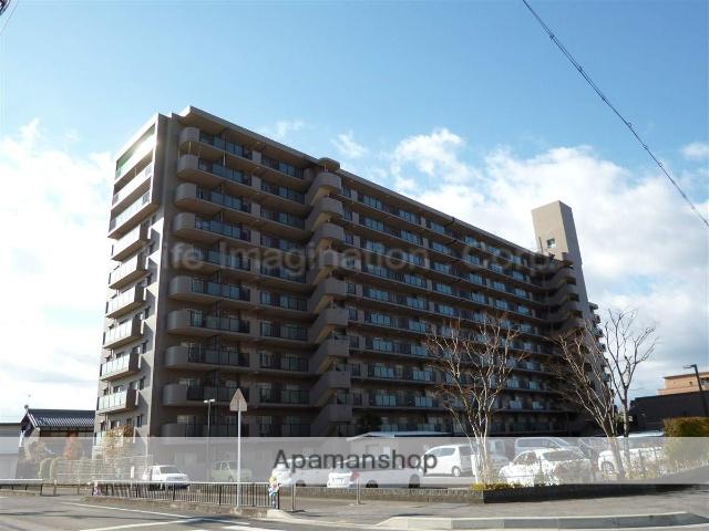 滋賀県彦根市、稲枝駅徒歩4分の築21年 11階建の賃貸マンション