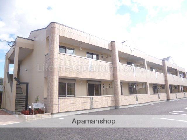 滋賀県長浜市、高月駅徒歩45分の築2年 2階建の賃貸アパート