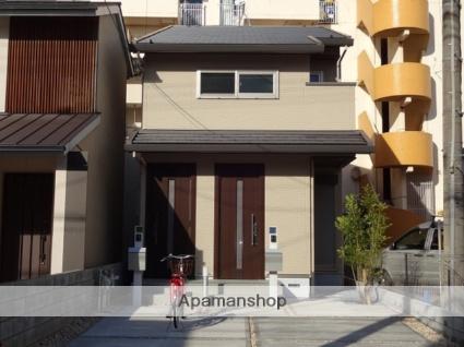 京都府京都市上京区、今出川駅徒歩18分の新築 2階建の賃貸テラスハウス