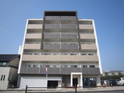 京都府京都市右京区、花園駅徒歩18分の築2年 7階建の賃貸マンション