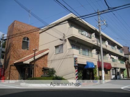 京都府京都市中京区、二条駅徒歩12分の築33年 3階建の賃貸マンション
