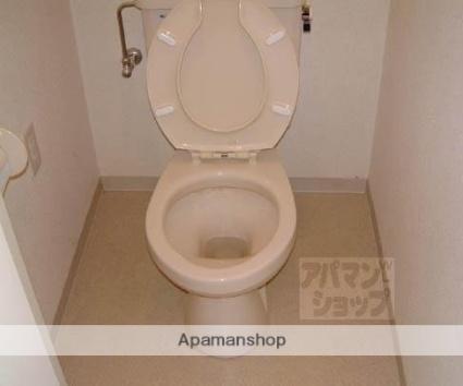 LAVITAヴェルデ[1K/25.62m2]のトイレ