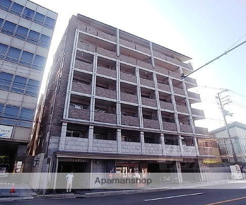 京都府京都市東山区、清水五条駅徒歩10分の築10年 7階建の賃貸マンション